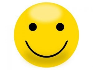 Smile - Good Course Feedback - Always Consult