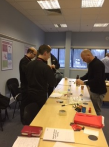 Training in Action at Always Consult